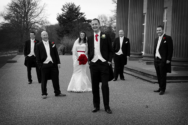 Wedding photographers in Huddersfield