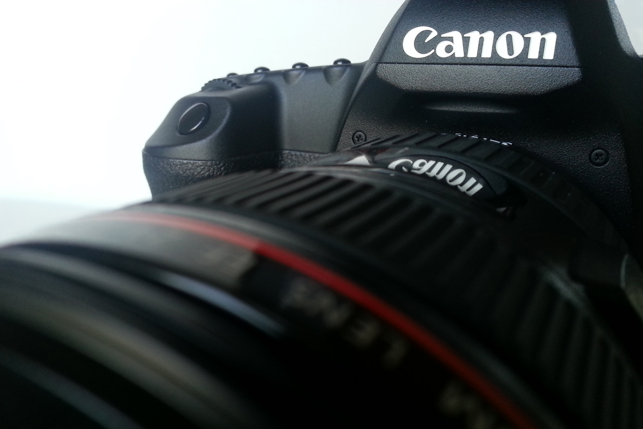 Why I shoot on Canon cameras